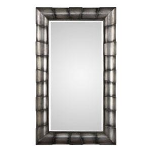 Germano Rectangular Stacked Pipe Mirror