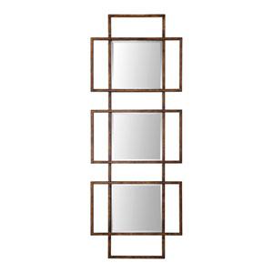 Tribus Rust Bronze Mirror