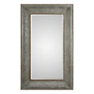 Bianca Aged Gray Mirror
