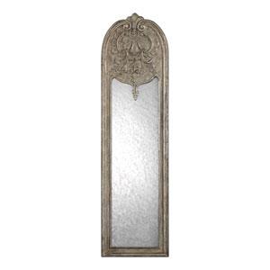 Marecchia Antiqued Silver Mirror