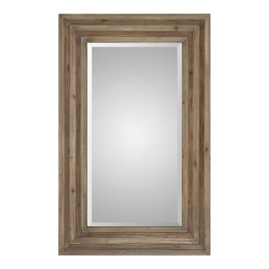 Layton Wood Mirror