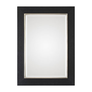 Kaira Textured Black Mirror