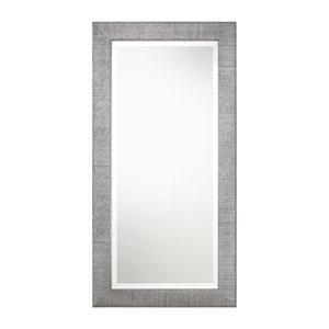 Tulare Metallic Silver Mirror