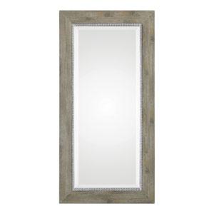 Sheyenne Rustic Wood Mirror