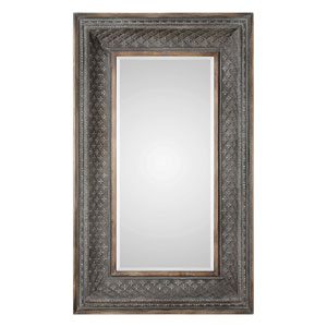 Kivalina Aged Iron Oversized Mirror