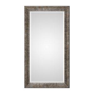 Newlyn Burnished Silver Mirror