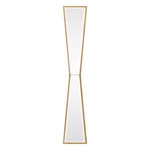 Corbata Gold Irregular Mirror