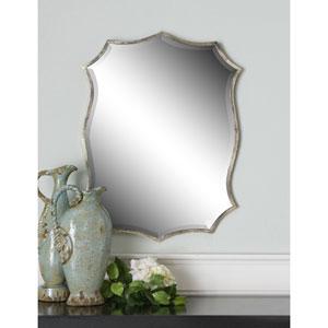 Migiana Oxidized Nickel Metal Framed Mirror