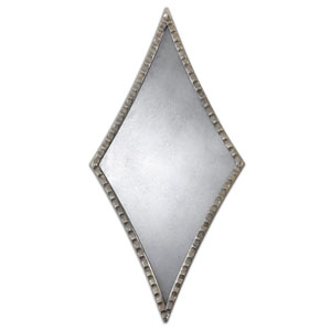 Gelston Plated Silver Mirror