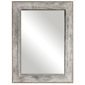 Morava Rust Gray Mirror