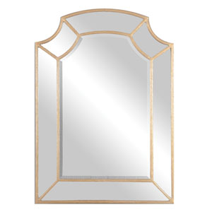 Francoli Gold Arch Mirror