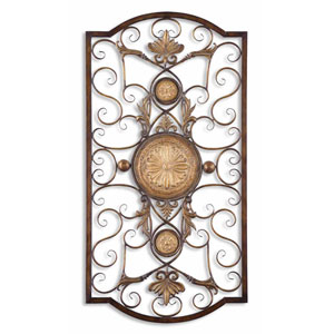 Micayla Large Metal Wall Decor
