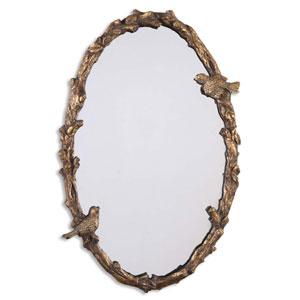Paza Oval Mirror