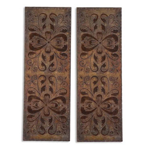 Alexia Panels, Set of Two