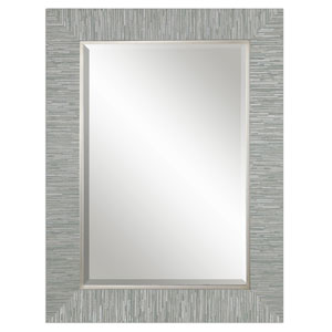 Belaya Blue Gray Mirror