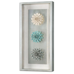 Florenza Multicolor Framed Wall Art