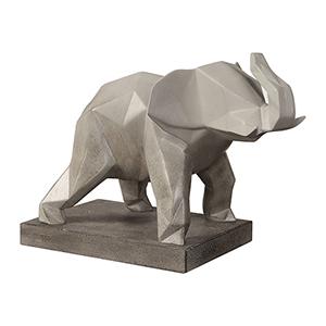 Duke Elephant Sculpture
