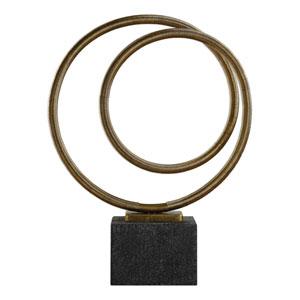 Oja Gold Sculpture