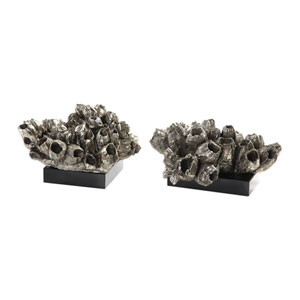 Sessile Barnacle Sculptures, Set of Two