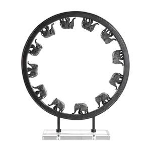 Elephant Walk Sculpture