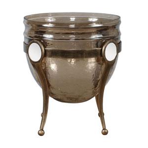 Asmita Gold Glass Bowl