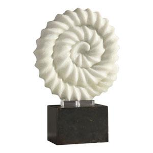 Twisted Spiral Stone Sculpture