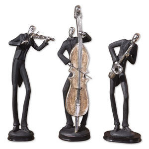 Set of Three Musician Accessories
