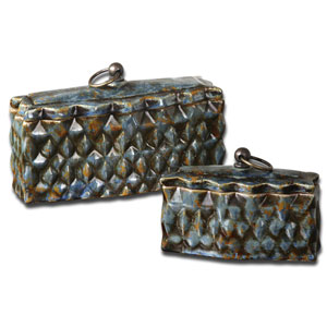 Neelab Boxes, Set of Two