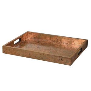 Ambrosia Oxidized Copper 2-Inch Tray