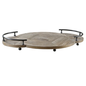 Baku Natural Reclaimed Pine Tray