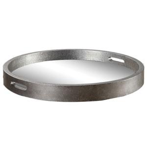 Bechet Silver Tray