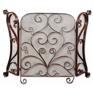 Daymeion Fireplace Screen