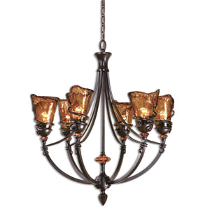 Vitalia Six-Light Chandelier