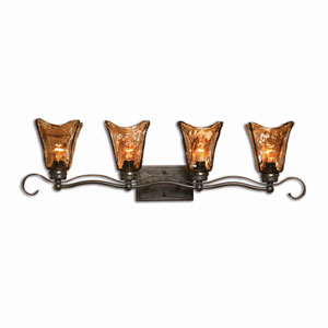 Vetraio Four-Light Bath Fixture