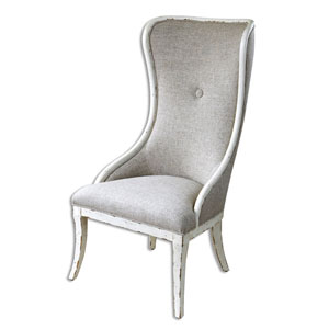 Selam Flax Wing Chair