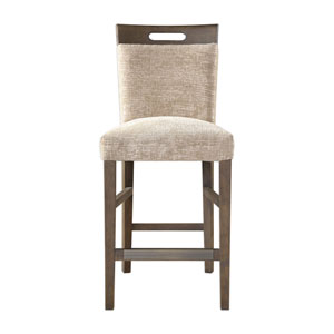 Christelle Caramel Counter Stool