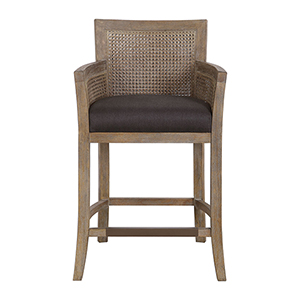 Encore Dark Gray Counter Stool