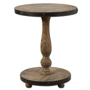 Kumberlin Fir Wood Round Table