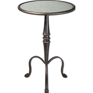 Bronze Anais Accent Table