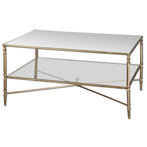Gold Henzler Coffee Table