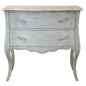 Ferrand Gray Accent Chest