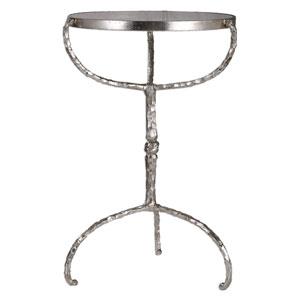 Halcion Cast Iron Accent Table