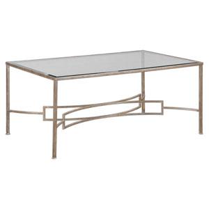 Eilinora Antique Silver Coffee Table