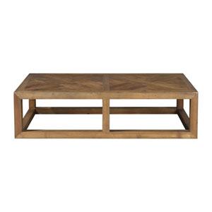 Wyatt Wooden Coffee Table