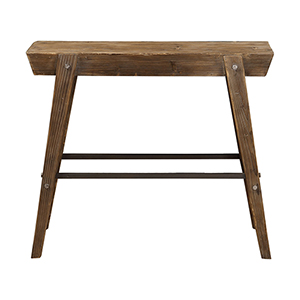 Hayes Wood Console Table