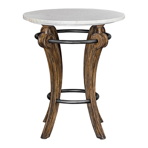 Maryan Marble Accent Table