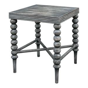 Kunja Gray End Table