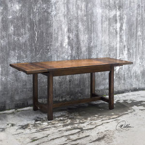 Fairbanks Oak Cafe Table