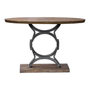 Wynn Industrial Console Table