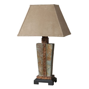 Slate Accent Lamp
